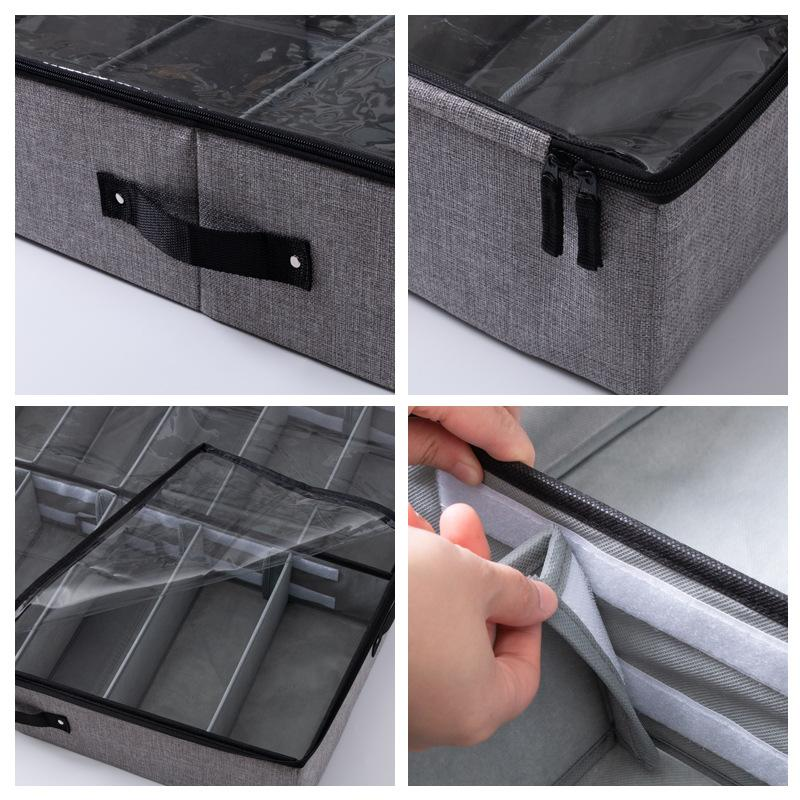 Foldable Drawer Organizer Box-Storage Boxes Drawer Collection-Estilo Living