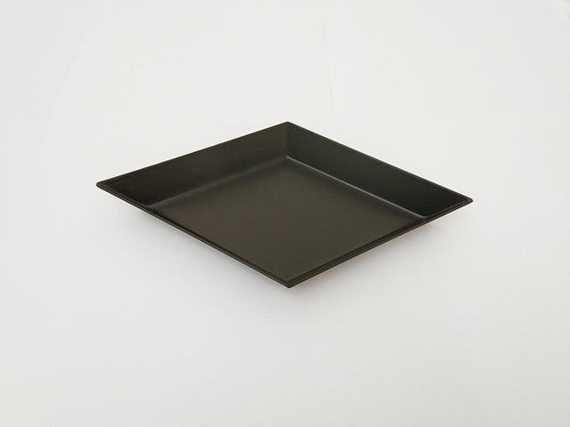 Geometric Stainless-Steel Display Trays-Kitchen-Estilo Living-Black-Small-Estilo Living