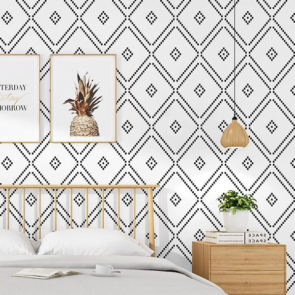 Guided Nordic Wallpaper-Wallpaper for Living Room Collection-Estilo Living