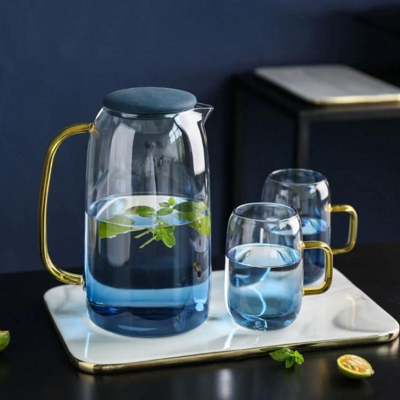 Isle of Capri Pitcher Kettle Collection-Kitchen-Estilo Living-Select-Estilo Living