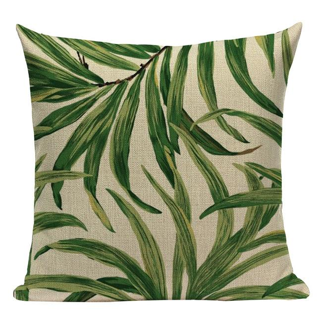 Jungle Palms Cushion Collection-Cushions-Estilo Living-M-45cm x 45cm-Estilo Living