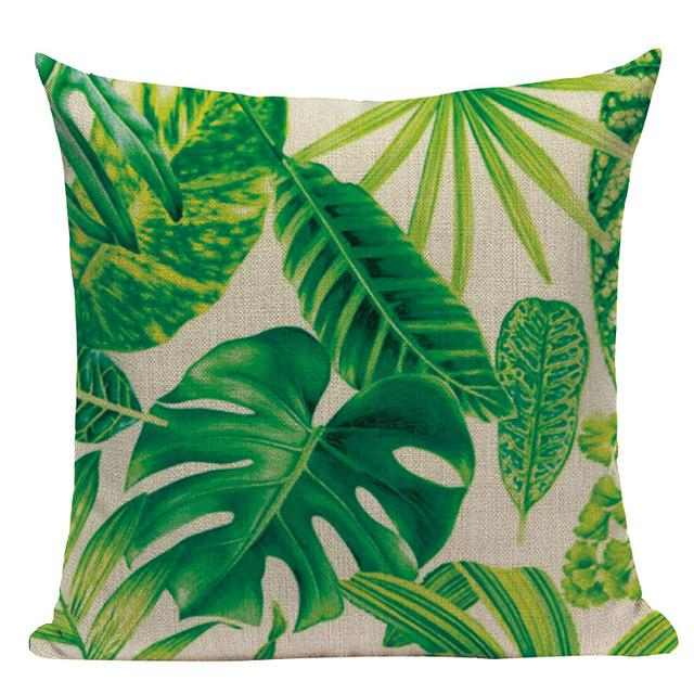 Jungle Palms Cushion Collection-Cushions-Estilo Living-S-45cm x 45cm-Estilo Living