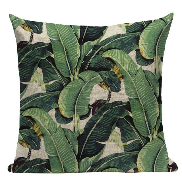 Jungle Palms Cushion Collection-Cushions-Estilo Living-T-45cm x 45cm-Estilo Living