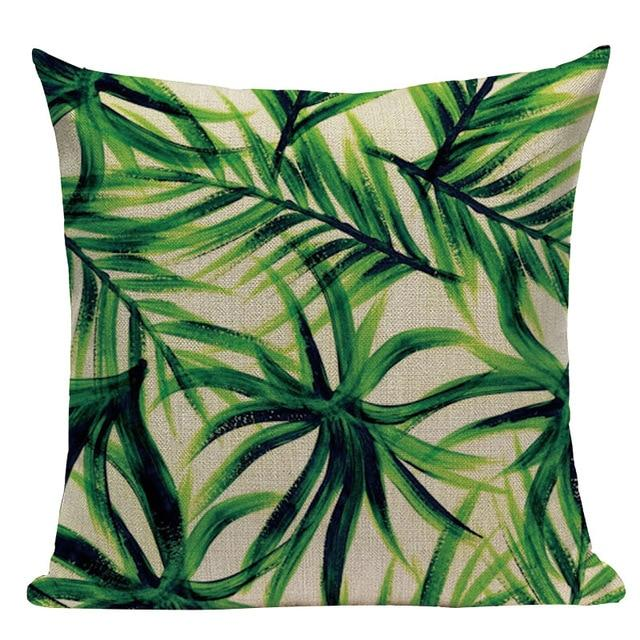 Jungle Palms Cushion Collection-Cushions-Estilo Living-U-45cm x 45cm-Estilo Living
