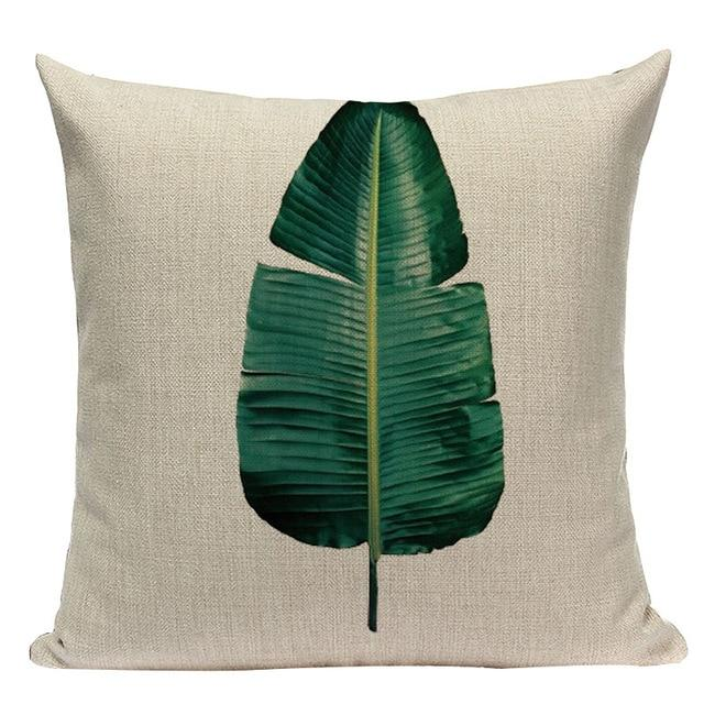 Jungle Palms Cushion Collection-Cushions-Estilo Living-W-45cm x 45cm-Estilo Living