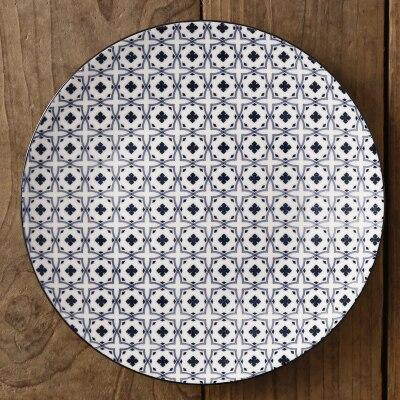 Laguna Dinnerware Plate Collection-Kitchen-Estilo Living-I-Estilo Living
