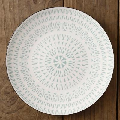 Laguna Dinnerware Plate Collection-Kitchen-Estilo Living-O-Estilo Living