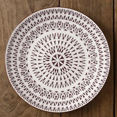 Laguna Dinnerware Plate Collection-Kitchen-Estilo Living-P-Estilo Living