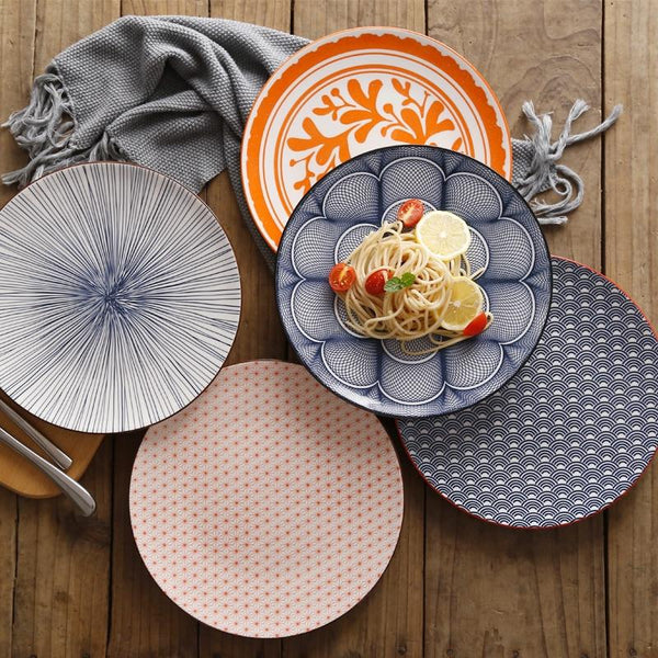 Laguna Dinnerware Plate Collection-Cooking utensils Collection-Estilo Living