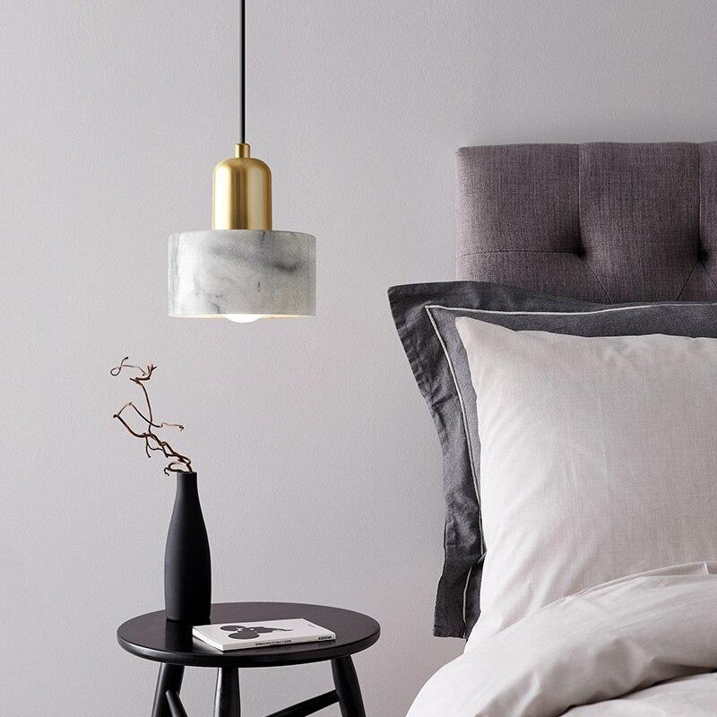 Marble Shades Pendant Collection-Pendant Light for The Bedroom-Estilo Living