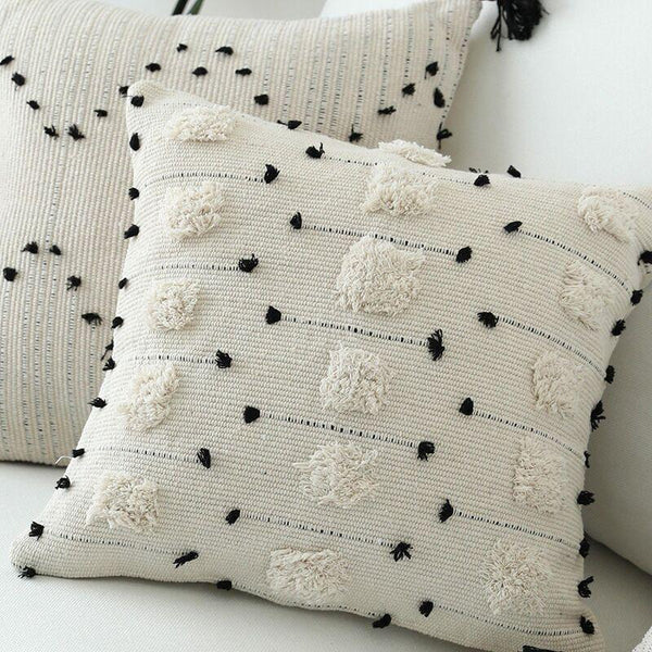 Maya Embroidered Cushion Collection-Cushions-Estilo Living-Estilo Living