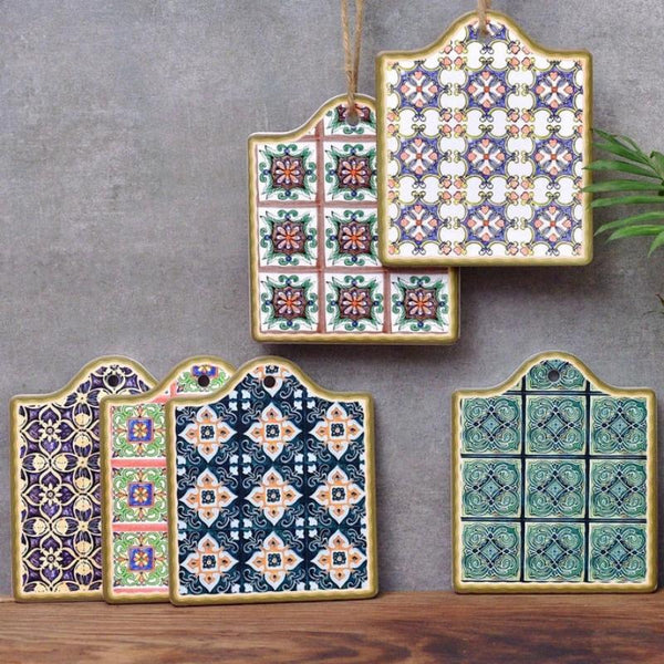 Mesa Floret Coasters-Kitchen Utensils Set Collection-Estilo Living