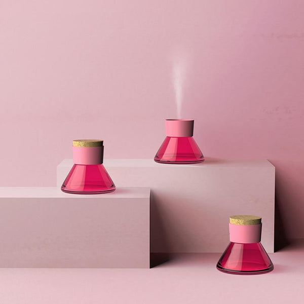 Milano Aromatherapy Diffuser and Humidifier-Home Decor Products-Estilo Living