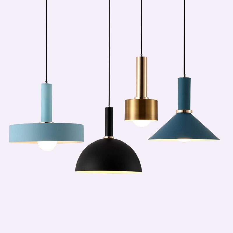 Modern Nordic Pendant Lights-Pendant Lights with Rope-Estilo Living