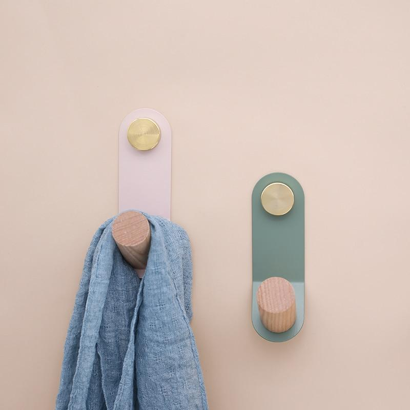 Nordic Pastel Wall Hook-Wall Hooks Decoratives Collection-Estilo Living