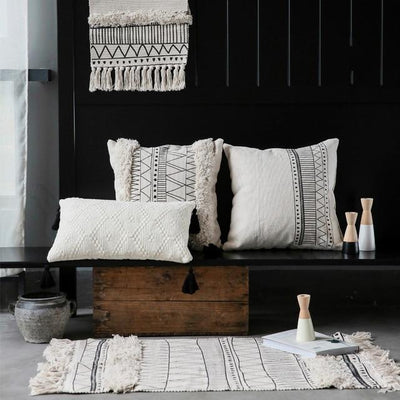 Northern Twill Cushion Cover Collection-Cushions-Estilo Living-Select-Estilo Living