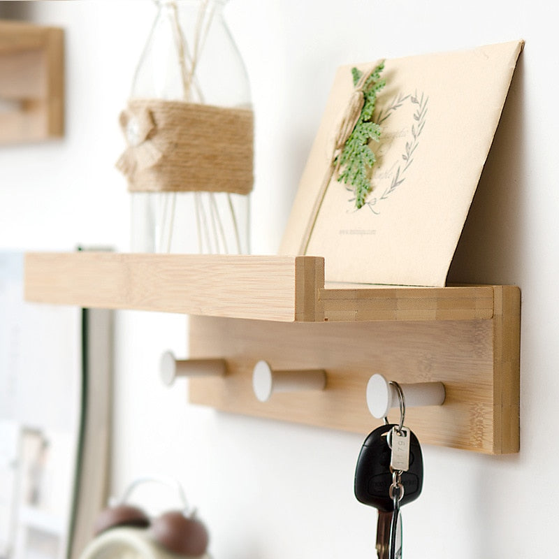 Wall Hooks Storage Collection