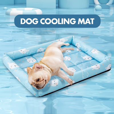 Summer Breeze Dog Cooling Mat for Pets | Pet Beds | Pet Cooling Beds | Dog Cooling Beds | Keeping Your Dog Cool In Summer | Estilo Living
