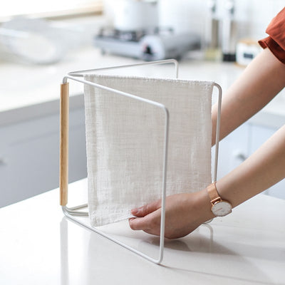 Modern Kitchen Dishcloth Holder | Kitchen Countertop Storage | Storage Racks | Estilo Living