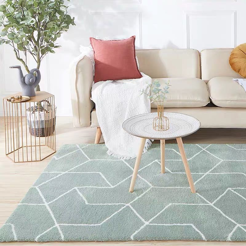 Bergen Scandinavian Area Floor Rugs