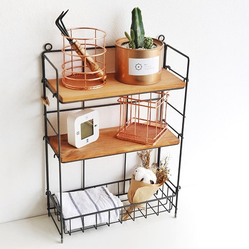 Retro Storage Wall Shelves-Storage-Estilo Living-Estilo Living