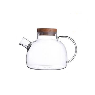Scandinavian Glass Teapot Set-Kitchen-Estilo Living-Teapot (1000ml)-Estilo Living