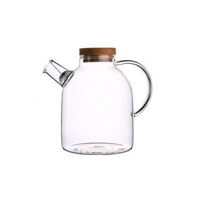 Scandinavian Glass Teapot Set-Kitchen-Estilo Living-Teapot (1800ml)-Estilo Living