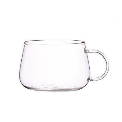 Scandinavian Glass Teapot Set-Kitchen-Estilo Living-Tea Cup (280ml)-Estilo Living