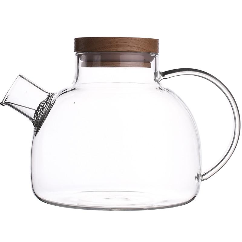 Scandinavian Glass Teapot Set-Kitchen-Estilo Living-Estilo Living