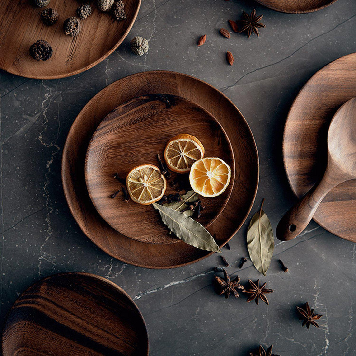 Scandinavian Natural-Wooden Serving Trays-Kitchen-Home Decor Products-Estilo Living