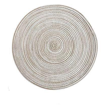Teahouse Placemats Collection-Kitchen-Estilo Living-Beige-18cm-Estilo Living