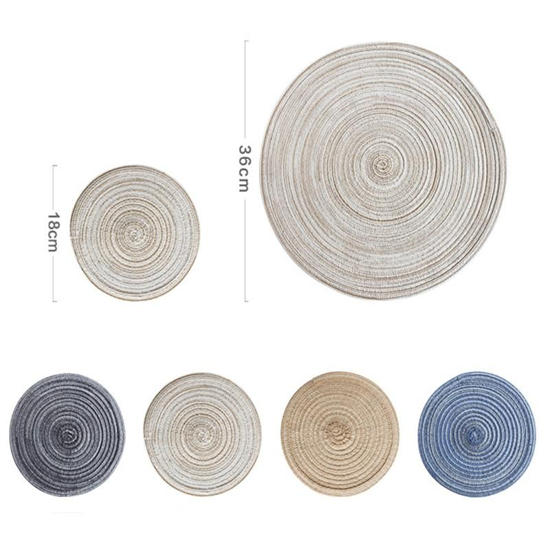Teahouse Placemats Collection-Kitchen-Estilo Living-Estilo Living
