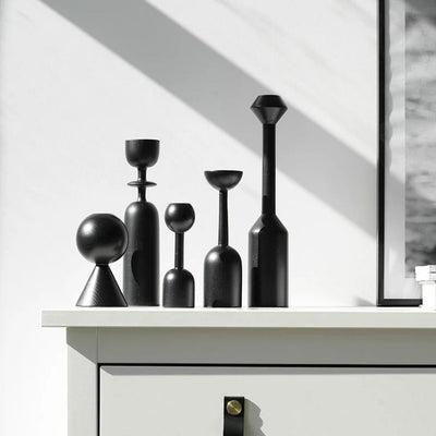 The Artist Candlestick Home Decor Collection-Estilo Living