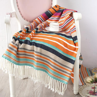 The Key West Thread Throw Blanket-Manchester-Throw blankets on sale-Estilo Living