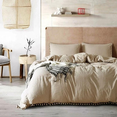 The Lino Duvet Cover Collection-Manchester-Bed Cover Sets-Estilo Living