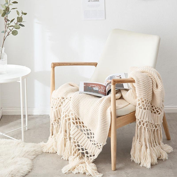 Winter's Day Throw Blanket Collection-Throw Blankets for Couch Collection-Estilo Living