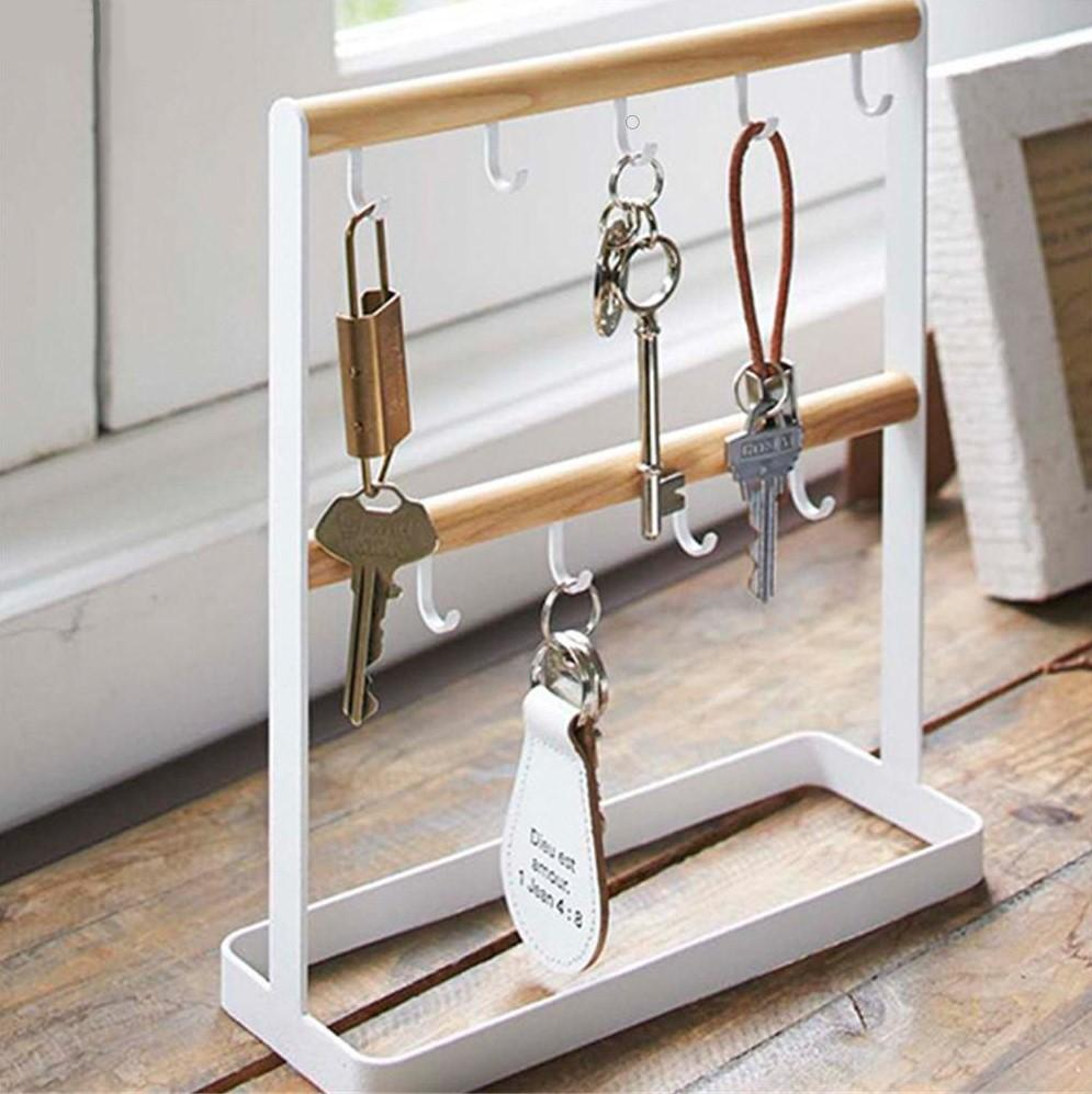 Yardstick Key Rack-Storage-Home Decor-Estilo Living