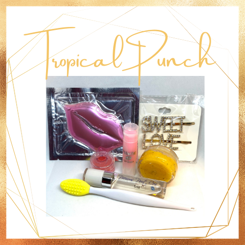 Lip Care Set - Tropical Punch