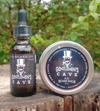 Premium All-Natural & Organic Beard Oil and Balm Bundle