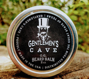 Premium All-Natural & Organic Beard Balm