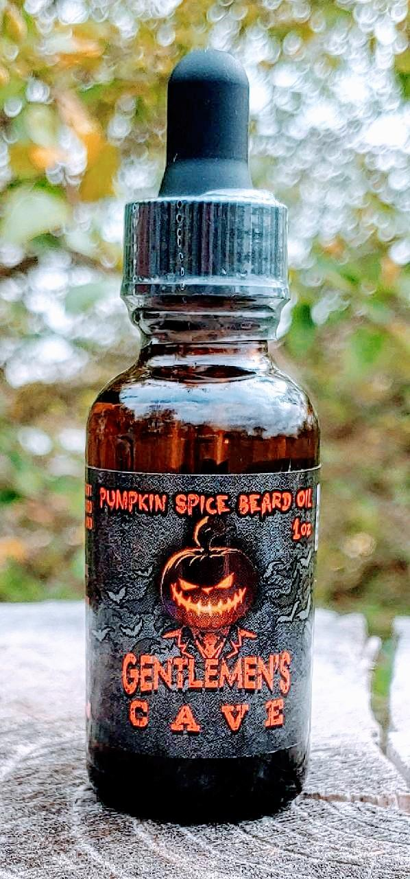 Pumpkin Spice Beard Oil
