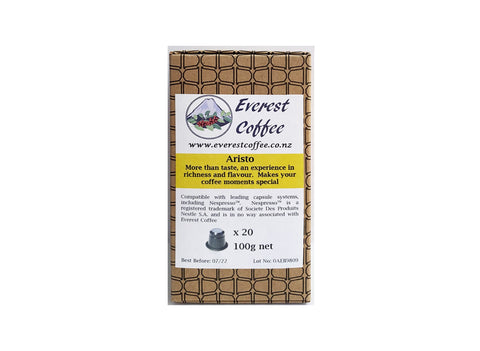 Freeze Dried/ Capsule Coffee