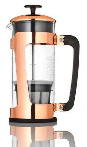 Espro P5 Double-Filter Glass Coffee Press - Copper