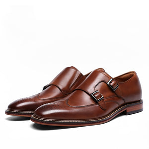 Men Business Handmade Dress Shoes