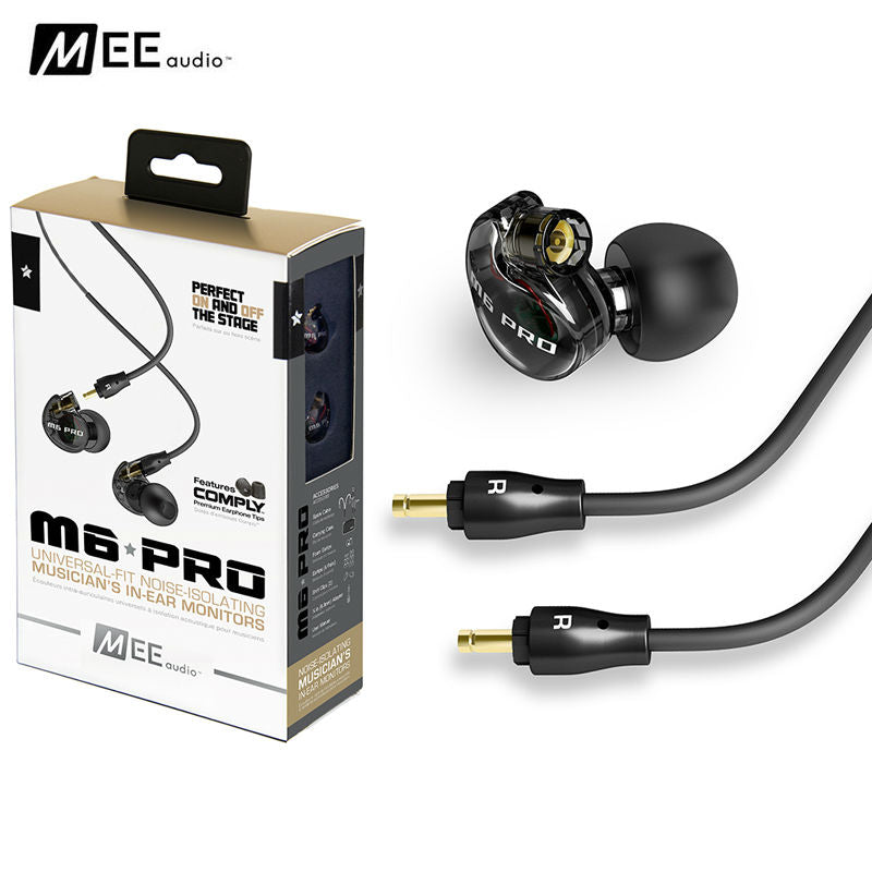 Other-MEE Sound M6 PRO Professional Headphones