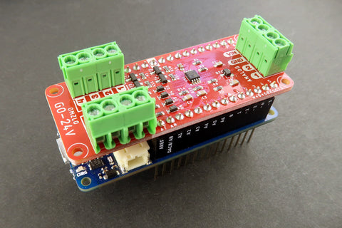 The GO-24V MKR shield