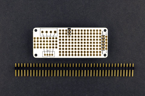 prototype shield for the Arduino MKR or CANZERO