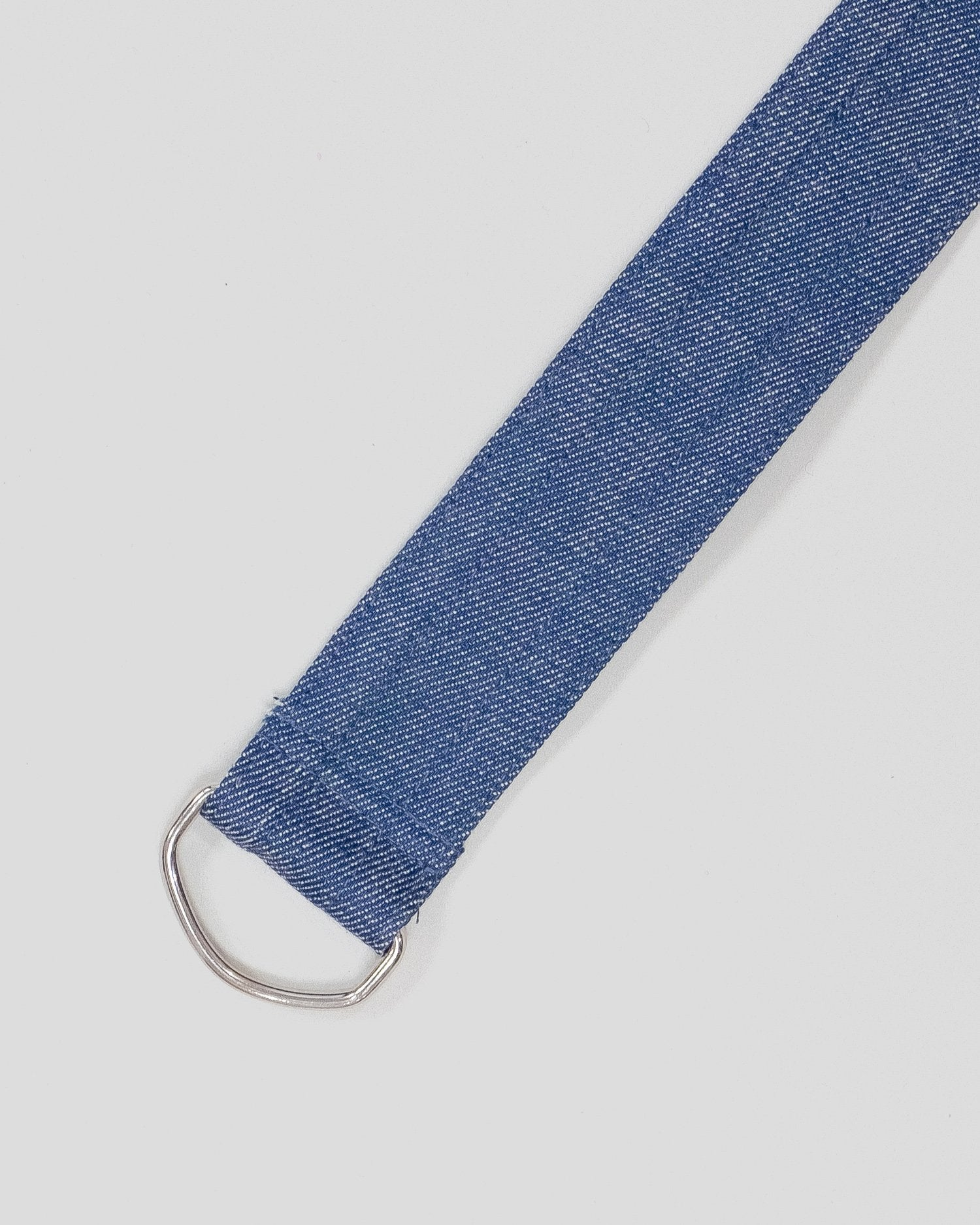 Lou Dalton D-Ring Belt Indigo