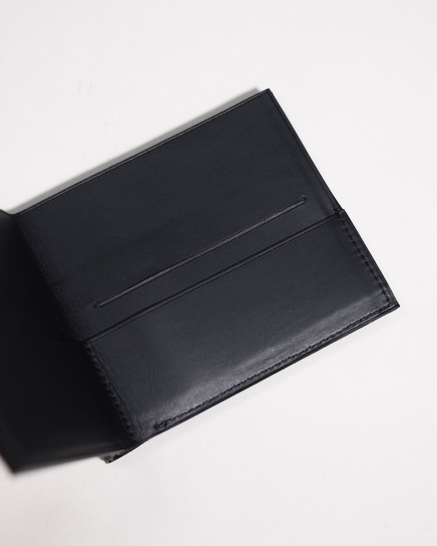 Études Leather Wallet
