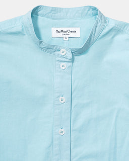 YMC Womens Manon Shirt Sky